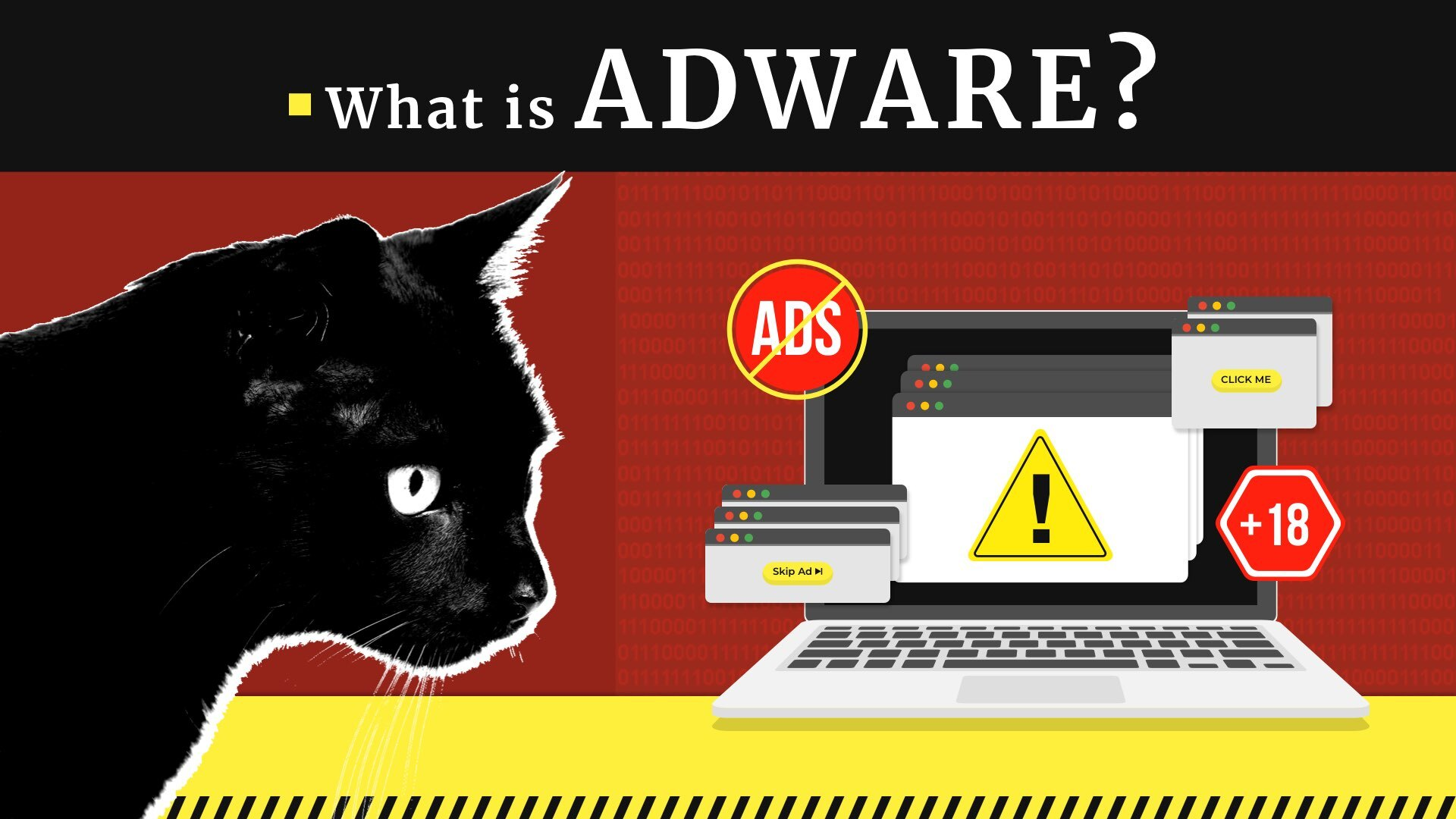 Adware - What is it & how to remove it? Keep Your Privacy Well