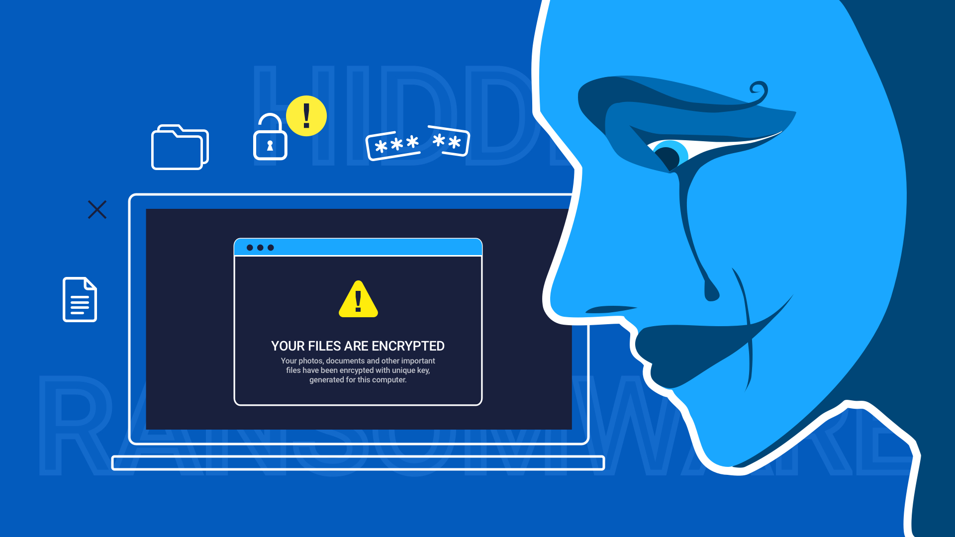 HiddenTear Ransomware - One More Old-Timer